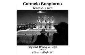 Terre di Luce - Carmelo Bongiorno mostra Noto