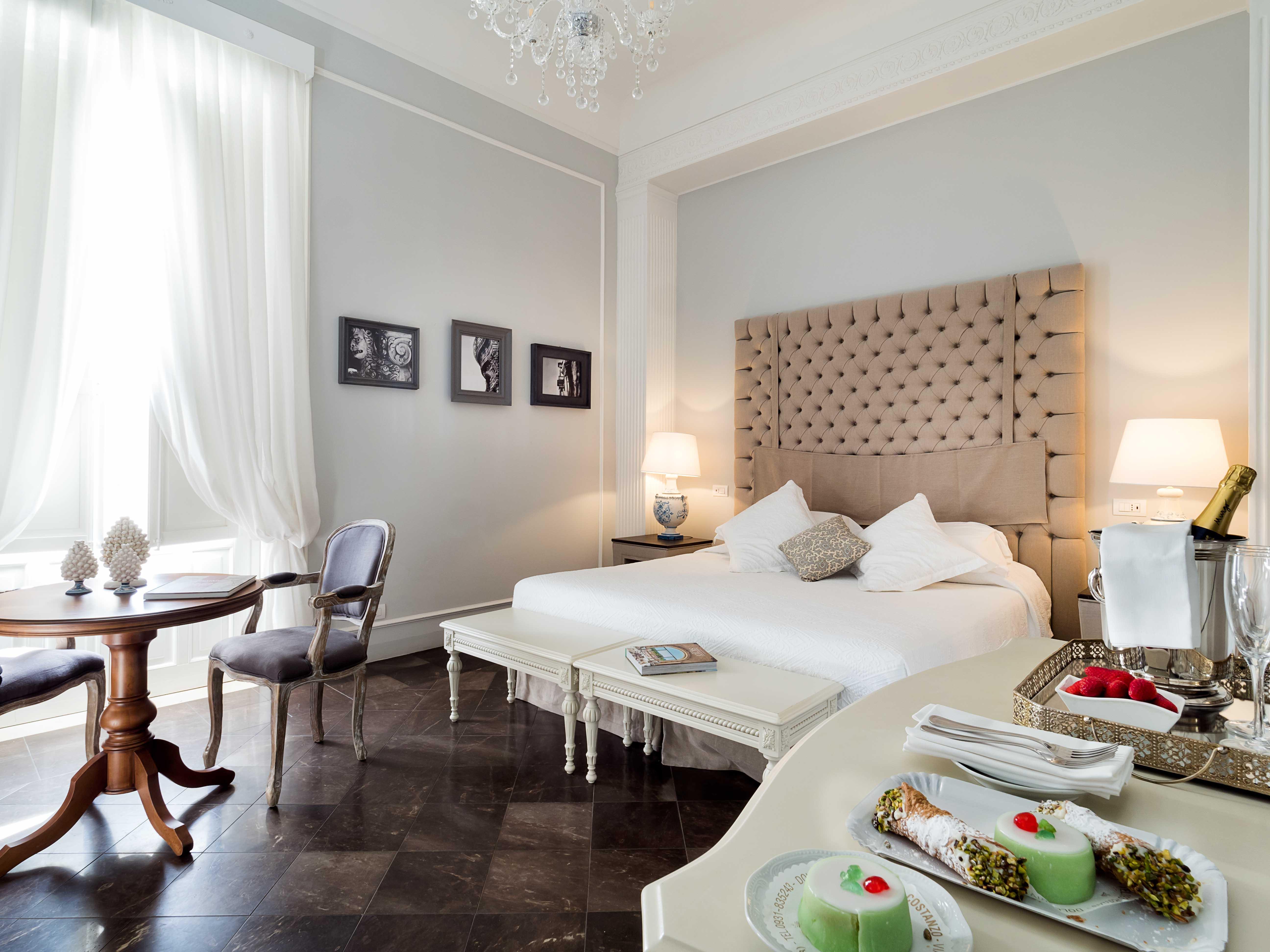 Noto. Hotel Gagliardi